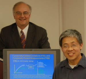Randall Geiger and Degang Chen