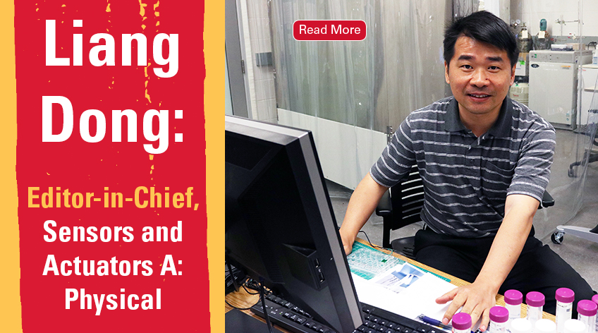 Liang Dong Editor in Chief