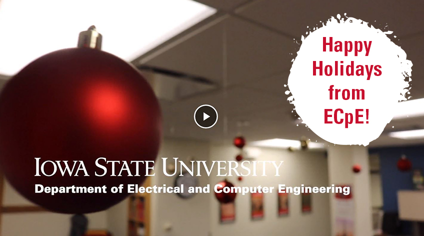 Happy Holidays from ECpE