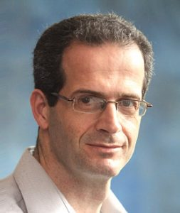Israel Cohen headshot