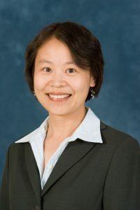 Mingyan Liu headshot