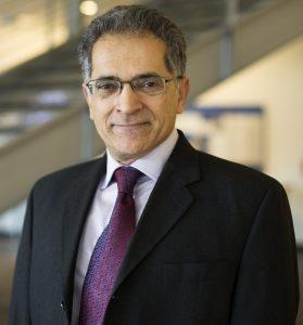 Close-up of Kamal Sarabandi Headshot